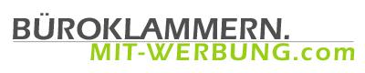 Büroklammern, Dokumentenclips, Geldklammern und Clips mit Logo oder Motiv bedruckt